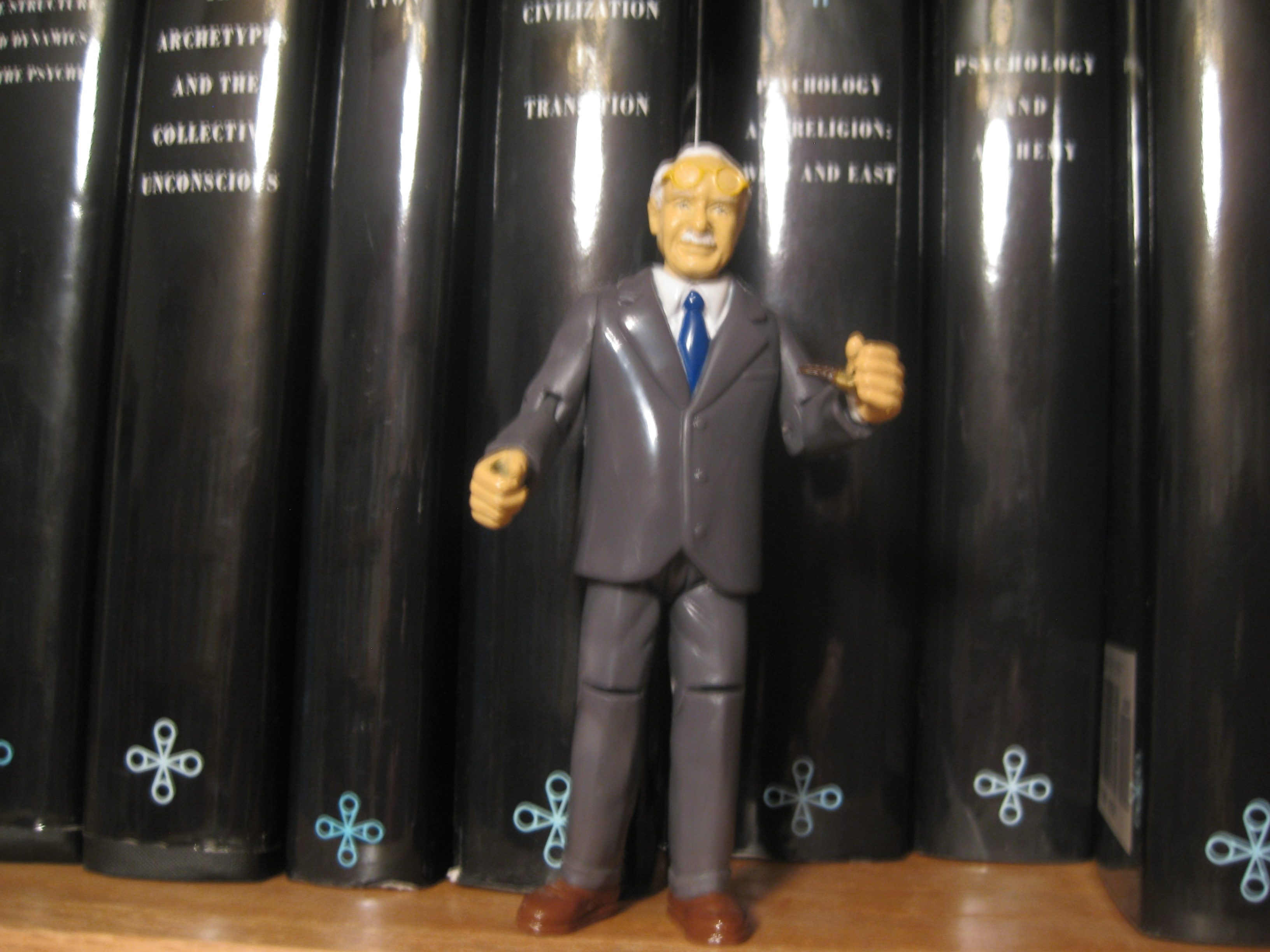 Carl Jung Action Figure